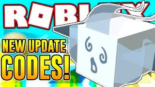 ALL NEW UPDATE CODES in BEE SWARM SIMULATOR | Roblox