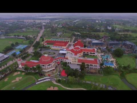 Thana City Golf's Major Clubhouse Expansion
