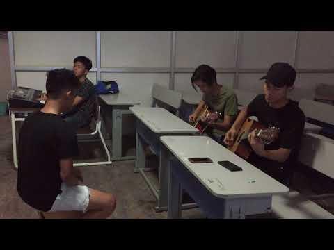 teri aankhon se  (acoustic cover)