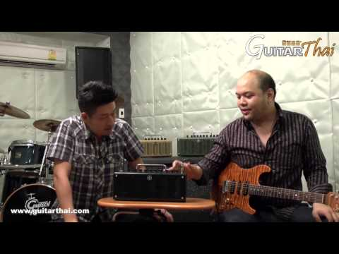 Yamaha THR Series review by www.guitarthai.com