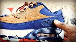 NIKE AIR MAX 90s & 95s & HUARACHE 'ALE BROWN 'PACK Full Review