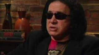 Gene Simmons on The Henry Rollins Show 1