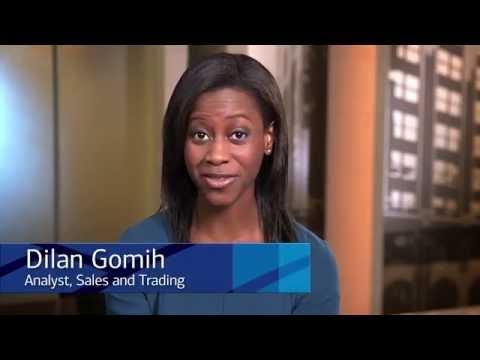 Bank of America Merrill Lynch Sales & Trading Analyst