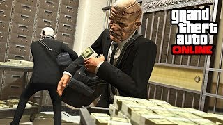 The Best & Worst Heists You Will Ever See - Grand Theft Auto 5 Online Lumbago Inc