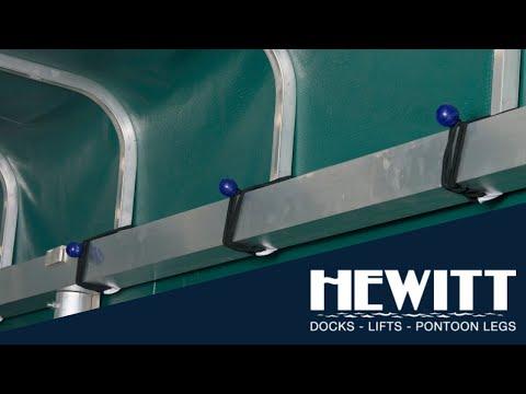 Hewitt Canopy Tie Down