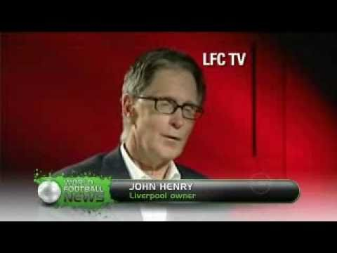 New Liverpool Owner on World Football News