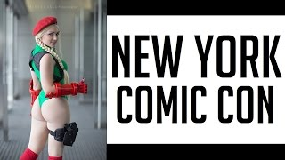 THIS IS NYCC NEW YORK COMIC CON 2016! cosplay music video vlog recap DJI OSMO PHANTOM CANON G7X