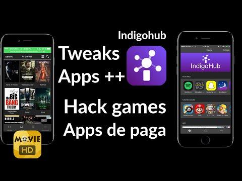 Nuevo Descarga Juegos Hackeados Tweaks Apps Apps De Paga Con