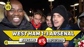 West Ham 1-3 Arsenal | Pepe Announced Himself To The Premier League Tonight!