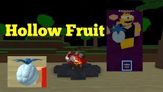SELTENE BOX Hohlfrucht-ein Stück Legendary-Roblox