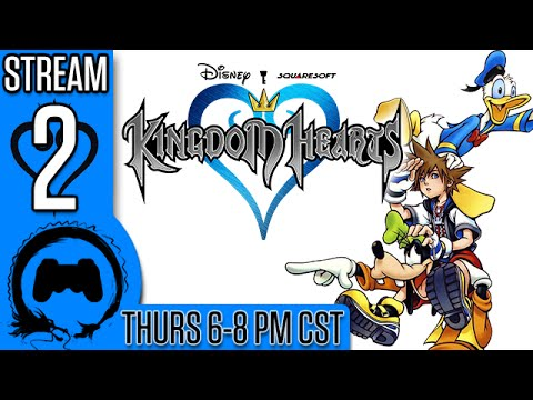 KINGDOM HEARTS: Birth of the Trinity!!  - 2 - TFS Plays