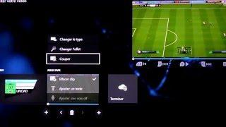 Xbox One Tuto  Enregistrer des  vidéo de jeu à l'aide de Jeux DVR.