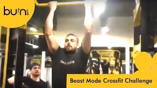 Beast Mode Crossfit Challenge I BurnGym