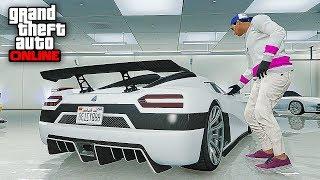 NUEVO SUPER COCHE! +2.300.000$!! - GTA V ONLINE - GTA 5 ONLINE