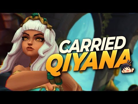 Doublelift - CARRIED BY QIYANA
