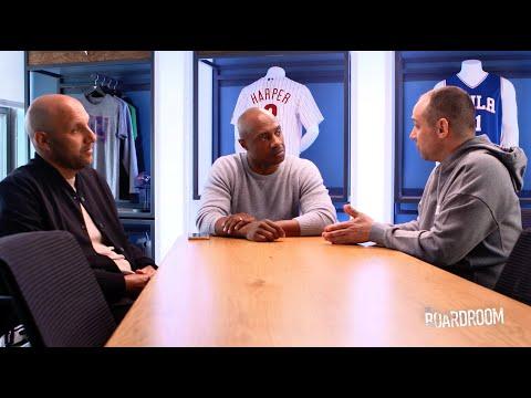 The Boardroom   Fanatics/Michael Rubin with Jay Williams, Rich Kleiman