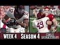 NCAA Football 14 Dynasty: Week 4 @ #25 Indiana - (Season 4)