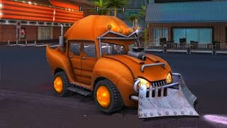 Most Dangerous VEHICLE In WHOLE Gangstar Vegas - Harlem Shake / PPAP Song / Funny Moments / Bugs