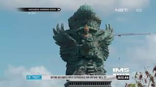 Download Video Patung Garuda Wisnu Kencana Selesai Dibangun MP3 3GP MP4