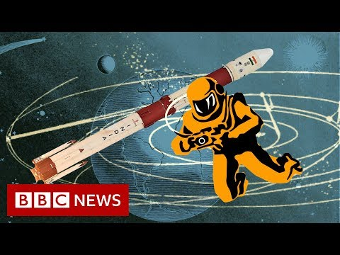 Is India a space superpower? - BBC News