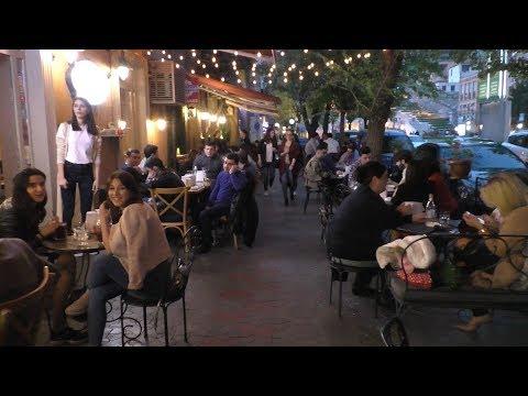 Yerevan, 11.04.18, We, Video-2, Kaskadum, hrazhesht.