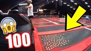 Auf 100 Mausefallen SPRINGEN!!😱 | FaxxenTV