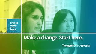 Mark Your Mark at ThoughtWorks (15 secs)