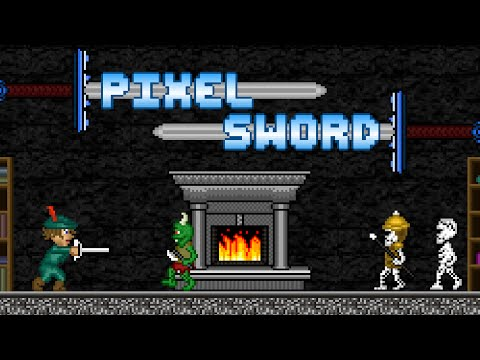 Pixel Sword - Indie Game