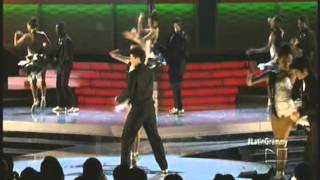 Premios Latin Grammy 2012 - Victor Manuel (besame sensacional