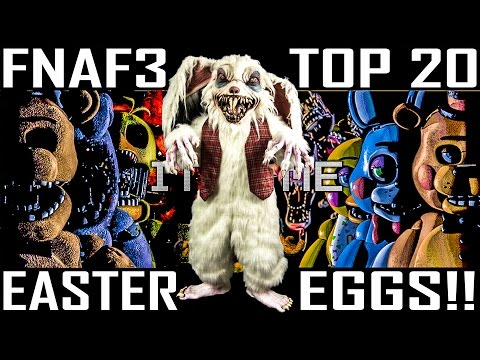 Top 5 five nights at freddy s 4 easter eggs fnaf 4 top 5 watch