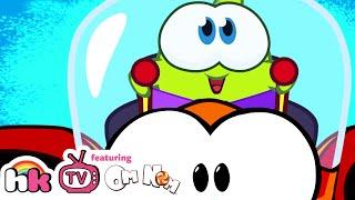 Best of Om Nom Stories: Nibble Nom Stories   Om Nom Cut the Rope   Funny Cartoons   HooplaKidz TV