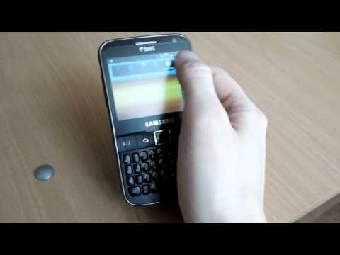 Samsung B5512 Galaxy Y Pro Duos - уходит в сон...