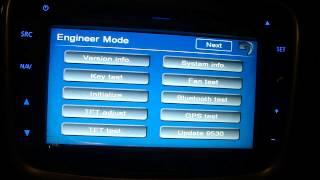 Geely Emgrand EC7 родная штатная DVD магнитола