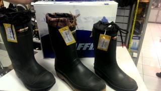 Обзор обуви от Baffin.