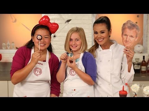 MasterChef Junior Cookie Decoration Contest With Sarah Lane and Dara Yu!