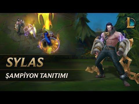 Sylas Şampiyon Tanıtımı | Oynanış - League of Legends thumbnail