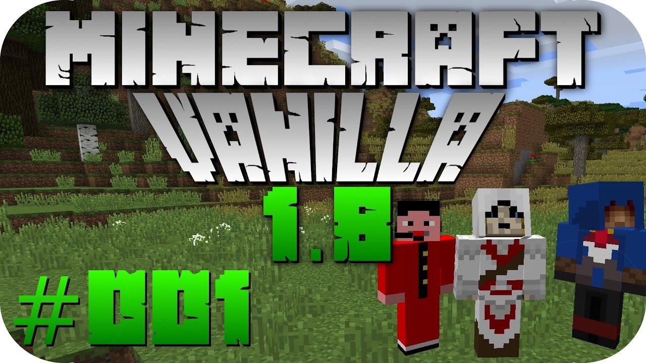 Minecraft Vanilla Las Uns Zusammen Spielen P - Minecraft vanilla spielen