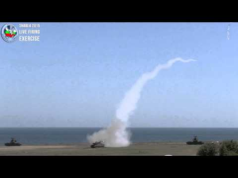 Shabla Live Military Firings - Bulgarian Air Force
