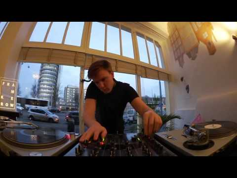 Post Ave @ Shourai Sessions x Framework, Hotel Multatuli, Amsterdam (15-01-2016)