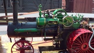 Model Live Steam Traction Engines
