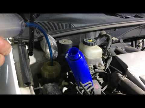 Лексус гибрид rx 400 h замена тормозной жидкости