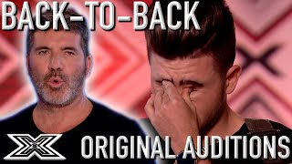 Download Back-To-Back ORIGINAL X Factor Auditions From Around The World | X Factor Global