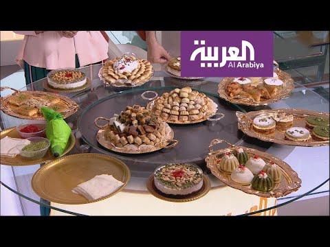 #صباح_العربية: أشهر حلويات رمضان  - نشر قبل 2 ساعة
