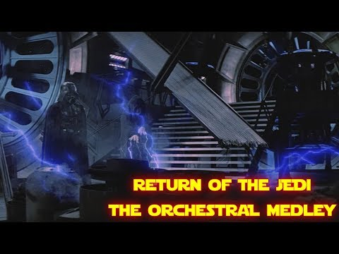 Return of the Jedi  Orchestral Medley   1M1