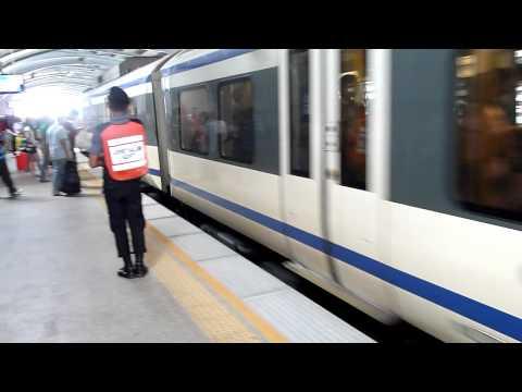 Airport Rail Link  Makkasan station