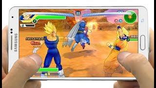 Mejores Juegos de Dragon Ball Z para Celulares Android / Parte 2