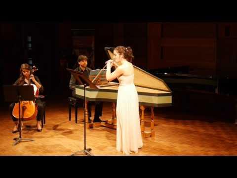 Bach G Minor Flute Sonata BWV 1020