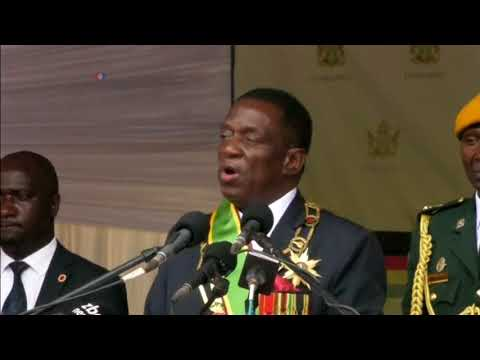 No Going Back on Land Reform Declares New Zimbabwe President