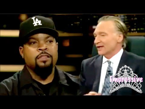 "Ice Cube grills Bill Maher on the usage of the n-word: ""You're NOT allowed to say it"""
