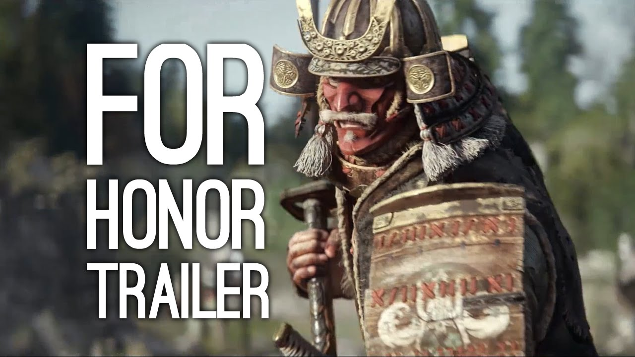 for honor trailer for honor story trailer at e3 2016 cinematic trailer youtube. Black Bedroom Furniture Sets. Home Design Ideas